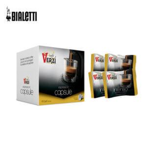 Confezione da 300 capsule compatibili bialetti caffè verzì