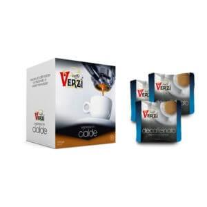 Confezione da 300 cialde carta filtro decaffeinato Caffe verzì