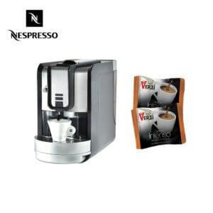 Macchina per capsule compatibili, cloni ed originali nespresso.