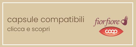Capsule compatibili fiorfiore Coop