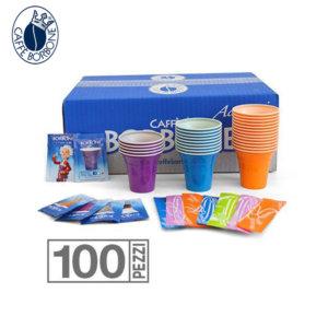 Kit confezione 100 pezzi